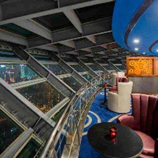 Art 50 Revolving Restaurant - Shanghai