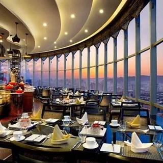 Silver Sky Revolving Restaurant -  Jinan