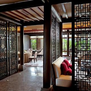 The One restaurant - SANYA
