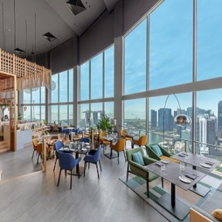 SKAI Restaurant - Singapore