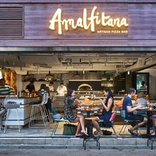 Amalfitana - Hong Kong