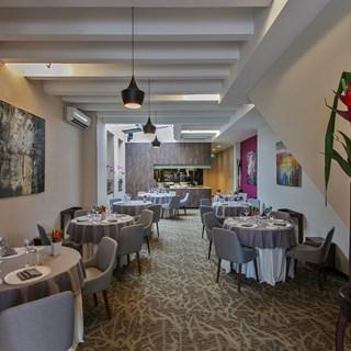 Rhubarb le Restaurant - Singapore