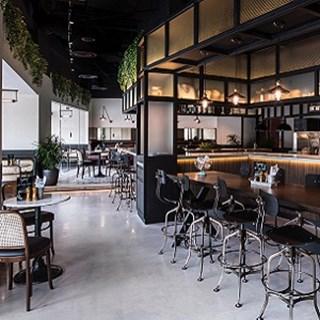 The Stamford Brasserie - Singapore