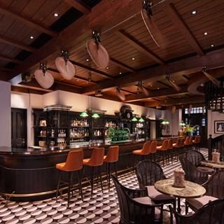 Long Bar, Raffles Singapore - Singapore
