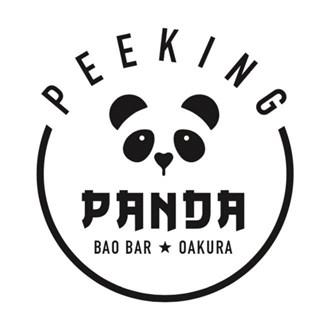 Peeking Panda - Taranaki