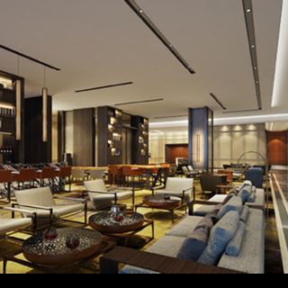 1864 Lobby Bar - Singapore