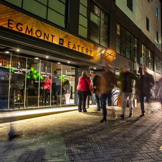 Egmont Street Eatery - Wellington Central