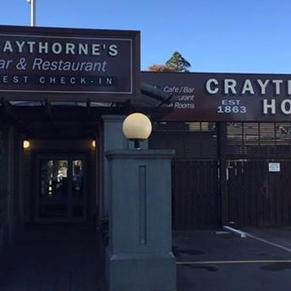 Craythornes Restaurant & Bar - Christchurch