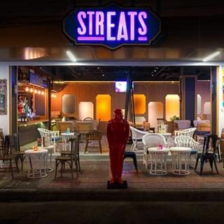 Streats Cafe - Bangkok