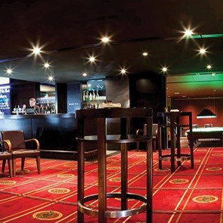 RACV City Club - Carbine Bar/Billiard room - Melbourne