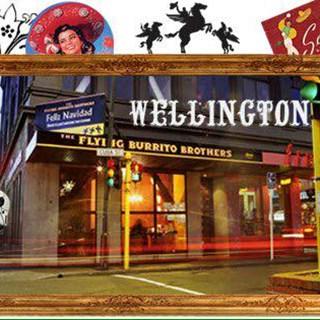 The Flying Burrito Brothers  - Wellington