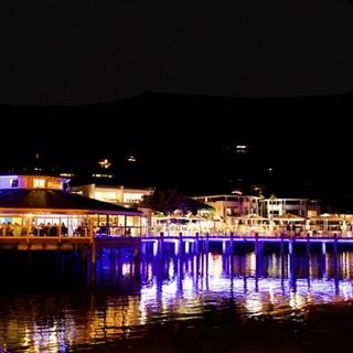 Zane Grey's Aquarium Restaurants & Bars - Paihia