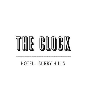 Clock Hotel - Surry Hills
