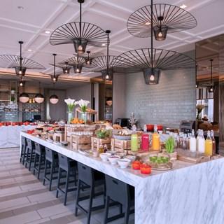 NSNTR Restaurant & Bar - Jakarta