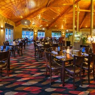 Pavilion Restaurant, Wairakei Resort Taupo - Taupo