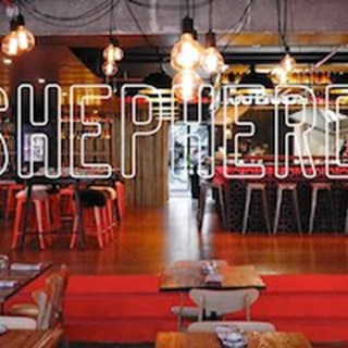 Shepherd Restaurant - Te Aro