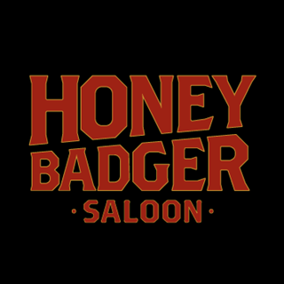 The Honey Badger Saloon - Wellington