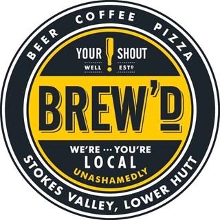 Brew'd Stokes Valley - Wellington
