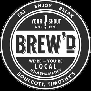 Brew'd Boulcott - Wellington