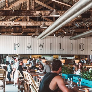 Wynyard Pavilion - Auckland