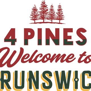 4 Pines Welcome to Brunswick  - Brunswick