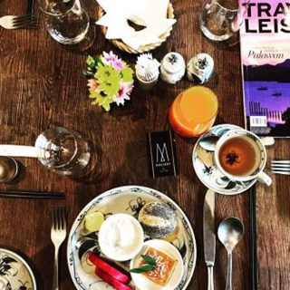 Tho Quang restaurant - Uong Bi city