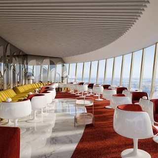 Bar 83 at Sydney Tower - Sydney