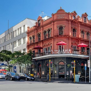 The Shakespeare Restaurant & Brewery - Auckland
