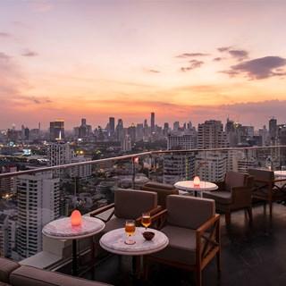 Belga Rooftop Bar & Brasserie - Bangkok