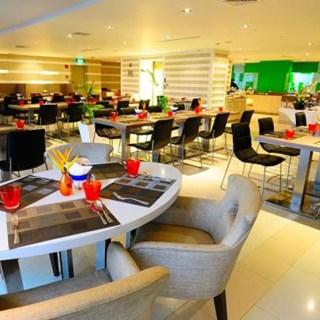 The Square Restaurant - Bangkok