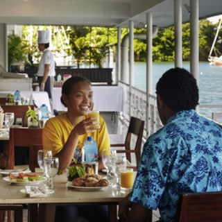 Husk Restaurant - Suva