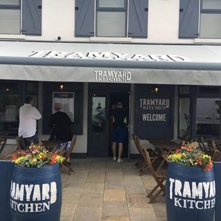 Tramyard Kitchen - Greystones
