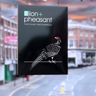 Lion & Pheasant - Shrewsbury