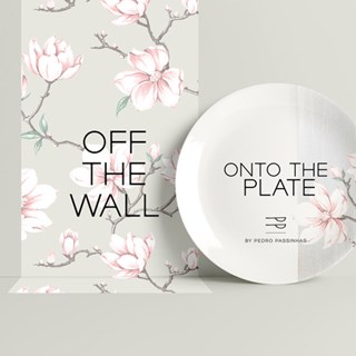 Off The Wall On To The Plate - London