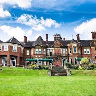Moor Hall Afternoon Tea - Sutton Coldfield