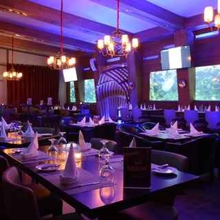 Aquarium Seafood Restaurant - Abu Dhabi