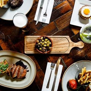 The Loft Restaurant  - Pontypridd