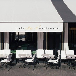 CAFE DE L'ESPLANADE - Paris