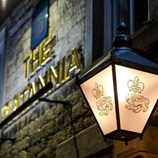 The Britannia - Lancaster