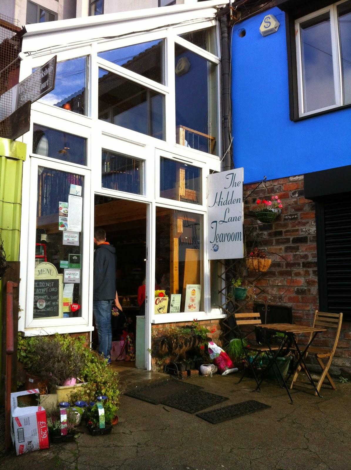 The Hidden Lane Tearoom Book Restaurants Online With