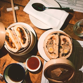Banh Bao Brothers - LONDON