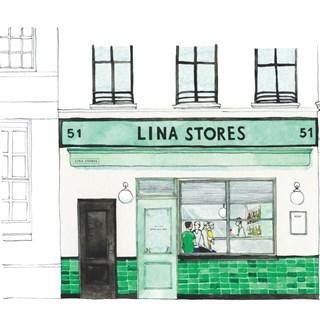 Lina Stores - Soho Restaurant - London