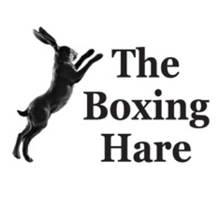 The Boxing Hare - Swerford