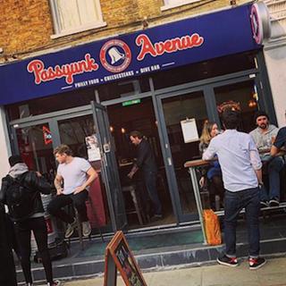 Passyunk Avenue - London