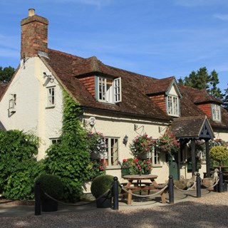 The Black Horse at Ireland - Near Shefford