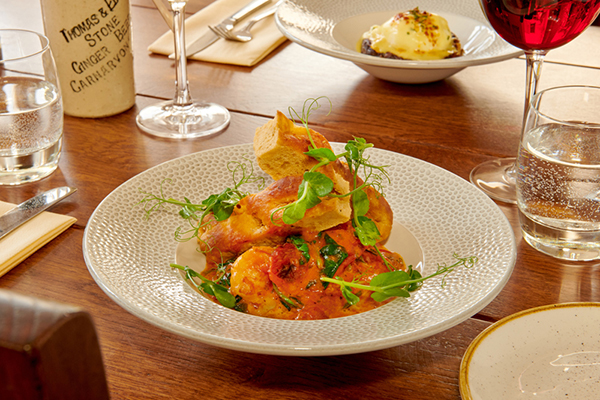 The Fox & Hounds - Book restaurants online with ResDiary