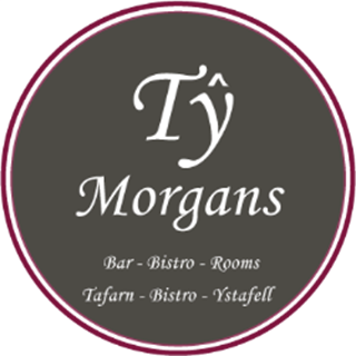 Ty Morgans Bar - Bistro - Rooms - Rhayader