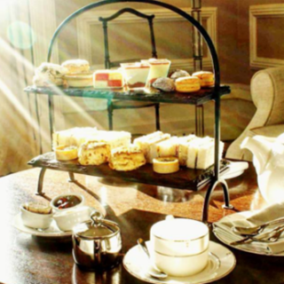 Orangery Afternoon Tea - Rockliffe Hall Hotel - Hurworth