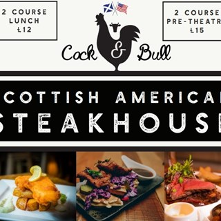 Cock and Bull Steakhouse - Edinburgh