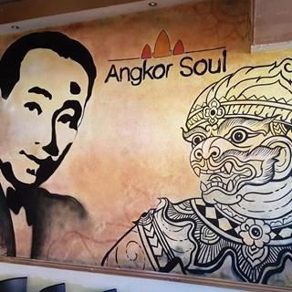 Angkor Soul Altrincham - Manchester